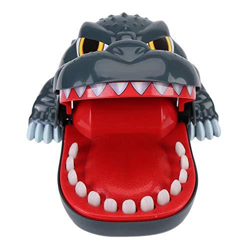 Dinosaurio Dentista Mordida Dedo Juguete Divertido, Juguete Tricky Juego de Mesa Divertido Interactivo Kids Family Toys Party Favor Cumpleaños, Dedos De Mordedura De Dentista Oral