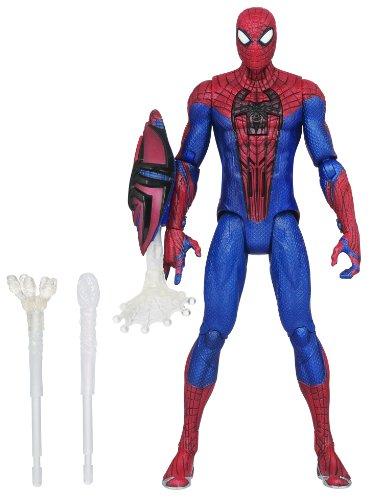 Spider-Man Hasbro – 37205 – The Amazing Figurine Electronique 25cm – Langue Anglaise (Import UK)