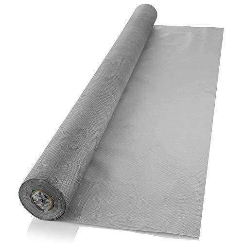 SuperFOIL SFBB Atmungsaktive Membran (1,5 m x 25 m) – 37,5 m² Abdeckung, Strahlende Dampfsperre für Wände, Böden und Dach, wasserabweisend, verhindert Schimmel und Feuchtigkeit in Ihrem Zuhause.
