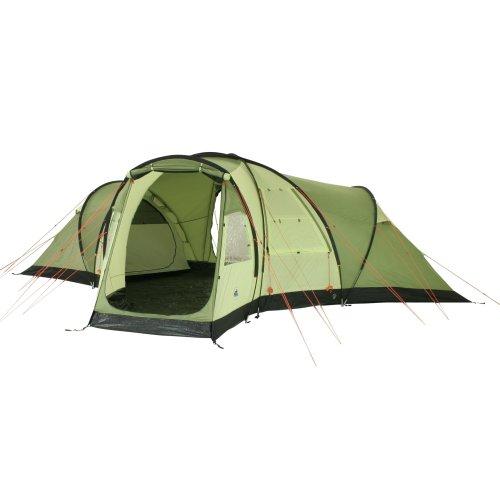 10T Zelt Highhills 6 Mann Kuppelzelt wasserdichtes Familienzelt 5000mm Campingzelt feste Bodenwanne