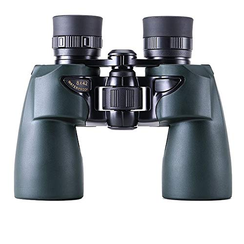 DKEE Binoculares Concierto Al Aire Libre De Los Prismáticos 8x42 Mini Telescopio De Alta Potencia HD Regalo Portátil