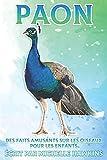 Paon: Des faits amusants sur les oiseaux pour les enfants #19