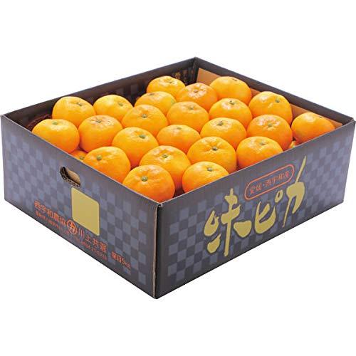 愛媛県産JAにしうわ 味ピカみかん(5kg) お歳暮 好適品 2020年人気 ランキング