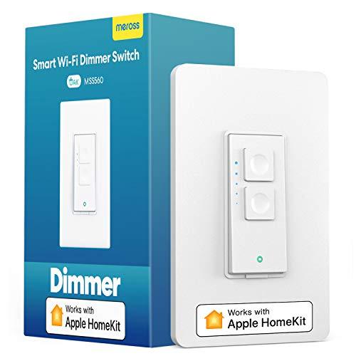 meross Smart Dimmer Switch
