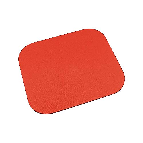 STAPLES 382952 Mouse Pad Red (382952-Cc)