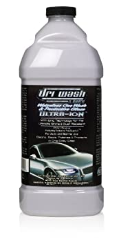 Dri Wash in Guard ULTRA-ION Waterless Car Wash