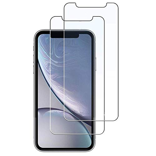 3 piezas Vidrio protector, para iPhone 11 12 Mini Pro Max protector de pantalla Vidrio templado, para iPhone 6 S 7 8 Plus X XR XS Max Glass-Para iPhone 6 / 6S