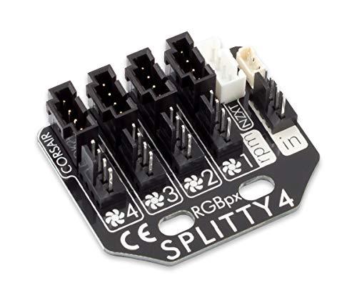 Aqua Computer RGBpx Splitty4 Lufter Splitter