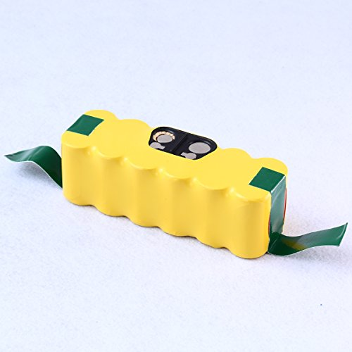 Powayup 4500mAh Ni-MH batería de Repuesto para iRobot Roomba 500 600 700 800 Serie