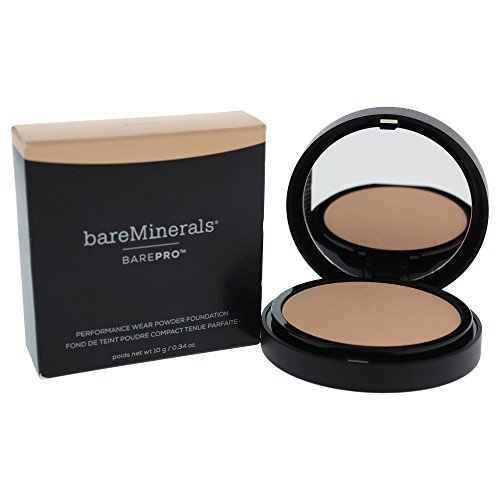 bareMinerals Barepro Performance Wear Powder Foundation, Dawn, 0.34 Ounce
