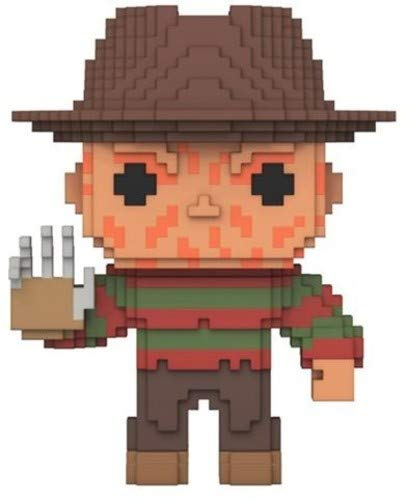 Funko Pop!- 24595 Horror: 8-bit Freddy Krueger, Multicolor