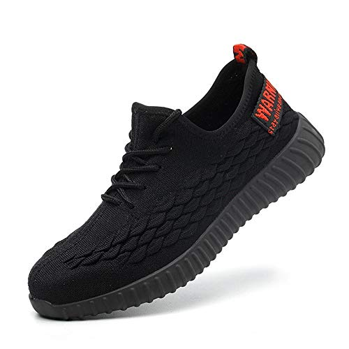 Gainsera Zapatos de Seguridad Zapatos de Trabajo Zapatos con
