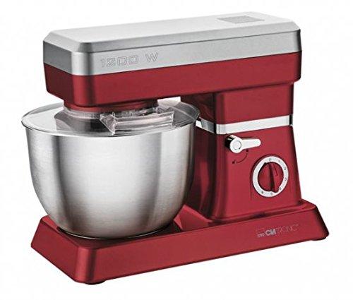 Clatronic KM 3630 Küchenmaschine, rot