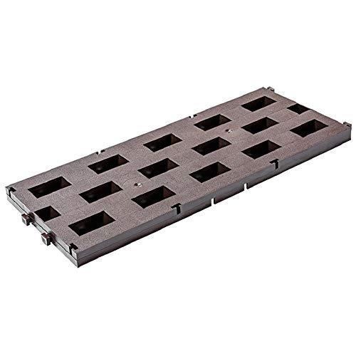 innogard Beetplatten 20er Set Bodenplatten Wegplatten steckbar