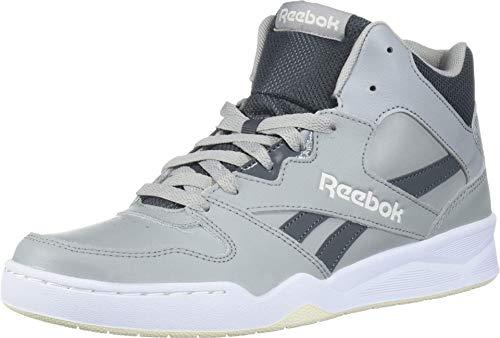 Reebok mens Royal Bb4500 Hi2 Sneaker, True Grey/Chalk/Cream White, 13 US
