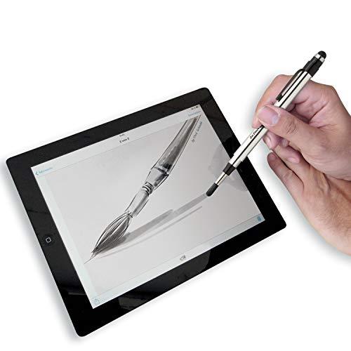 da Vinci Travel Series 77 Virto Tablet Brush for Capacitive Touchscreens
