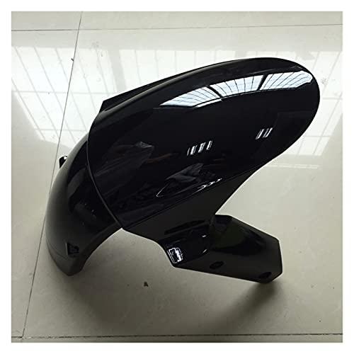 JINYAN am-pm FIT FÜR Kawasaki Z800 Z1000 Z1000SX 2013 2014 2015 2016 Gloss schwarz vordere modguard Fender Verkleidungsteil vordere Reifen Radkotoren