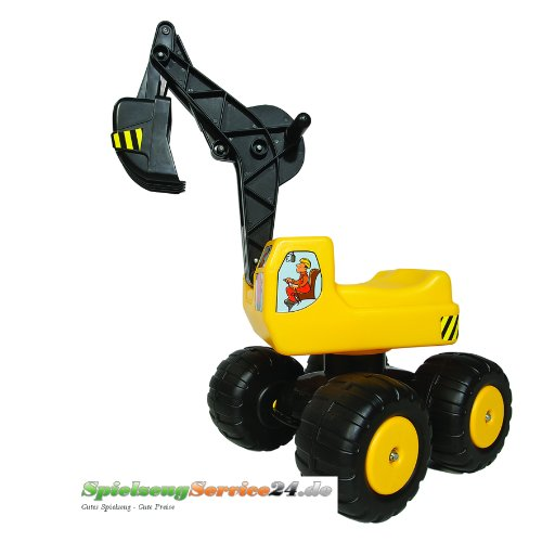 Sitzbagger Tüv & GS geprüft Kindergarten-Spielzeug