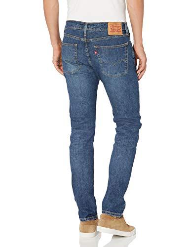 Levi's 510 Skinny Fit Men's Jeans, florentine Hills – Stretch, 26W X 29L