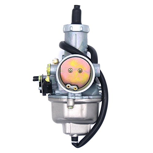 Ruche filtre Pz30 Carb de carburateur 30 mm avec câble Choke à levier pour Pit Dirt bike ATV Scooter cyclomoteur 150 200 250 300 CC moteurs