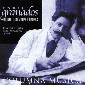 Quinteto, Romanza Y Danzas (Quartet Glinka, Mcclure)