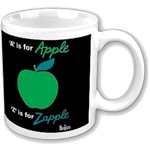 Beatles - Tasse A Is For Apple