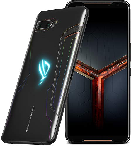 ASUS ROG Phone 2 512 GB Android glossy black