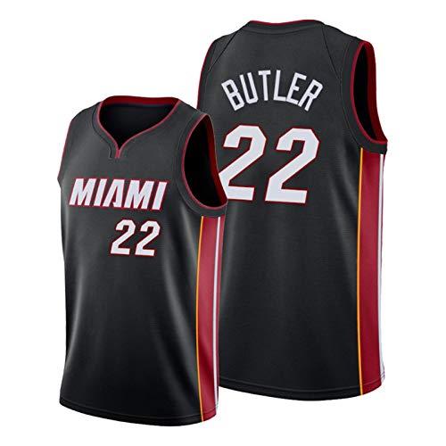 Hot Fire Team Butler - Camiseta de baloncesto para hombre, de malla floja, transpirable, para entrenamiento, unisex, informal, para adultos, niños, ropa deportiva (S-XXL)