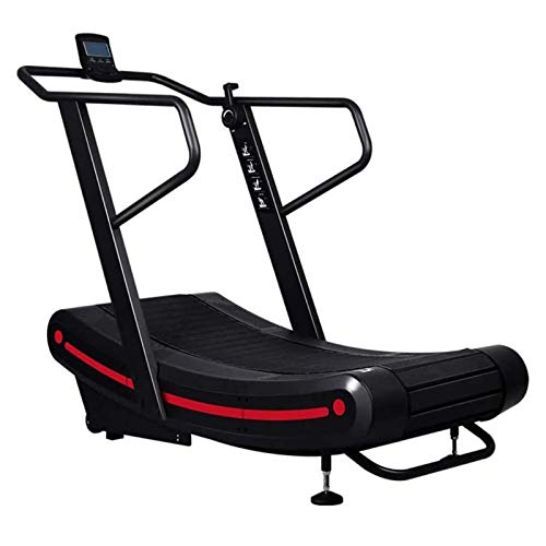 UIZSDIUZ The Commercial Treadmill Without Power in The Gym, Curved Mechanical Crawler, Can Keep Home and Office Healthy Without Electricity No Noise