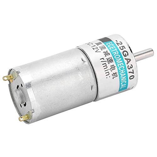 Motore di riduzione della velocità, motoriduttore CC a magneti permanenti per deumidificatori per umidificatori(200 giri/min)