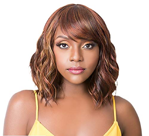 It's A Wig Synthetic Wig Q NORY (1B)