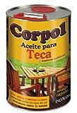 CORPOL - Protector Madera Aceite Teca Corpol 1 L