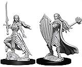 D&D Nolzurs Marvelous Unpainted Miniatures: Wave 4: Elf Female Druid