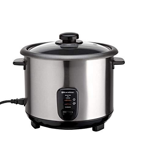 Cuiseur à riz Inox 1.8 L Puissance de 700W