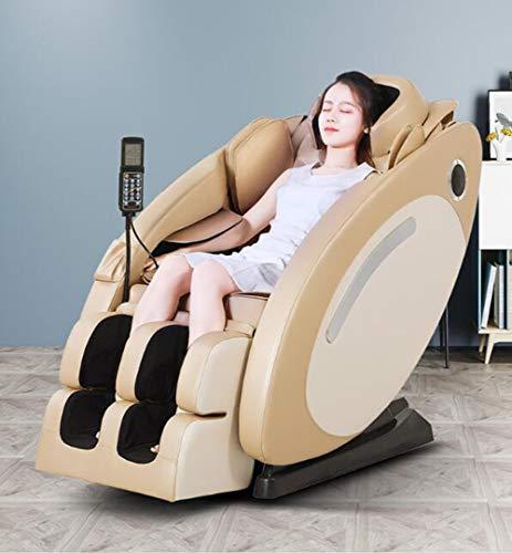Hmcozy Sillón de Masaje, sillón reclinable multifunción con Sistema de calefacción, Masaje Estilo shiatsu, sillón shiatsu Relax Profesional