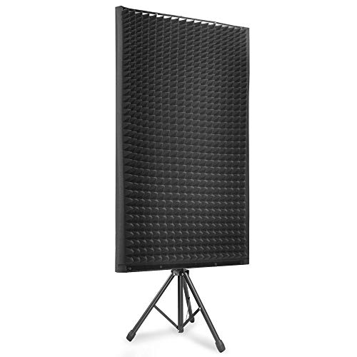 Pyle PSi24 Acoustic Isolation Wall With Stand