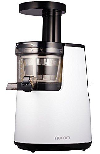 Hurom HH-WBE11, Slow Juicer, Estrattore di Succo, 2. Generazione, 40 rpm, bianco