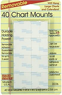 Removable Chart Mounts - 40