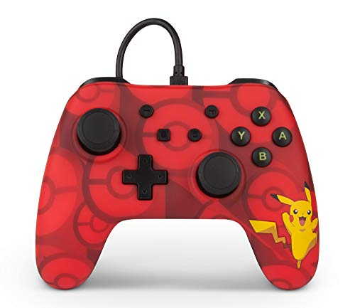 Manette Câble Pokémon pour Nintendo Switch – Pikachu