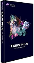 Grass Valley EDIUS Pro 9 Nonlinear Editing Software, Educational, DVD