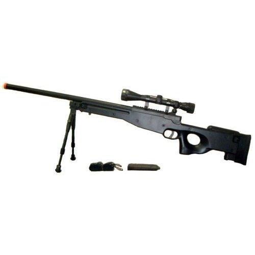Airsoft Awp Sniper Rifle Tactical L96 3x Optical Scope Buy Online In Saudi Arabia At Desertcart Productid 4188249