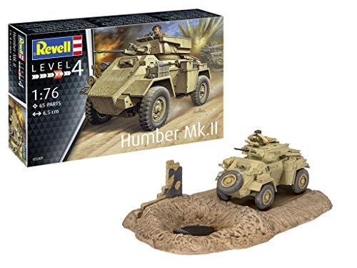Revell 03289 Humber Mk.II Model Kit 1:76 Scale