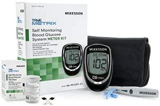 McKesson 06-RE4051-43 True Metrix Self Monitoring Blood Glucose System