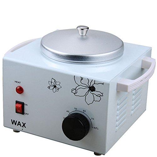 WANGXN Calentador de Cera electrico Depilación con Cera Mujer Calentador de Cera para depilacion