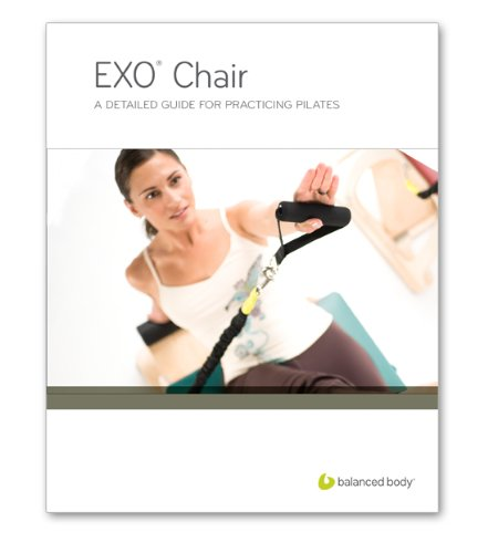 Balanced Body Manual - EXO Chair