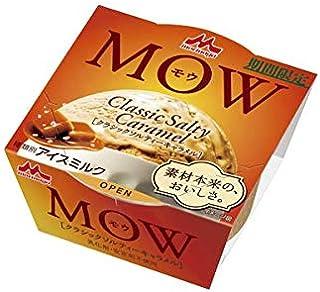 [冷凍] 森永乳業 MOW クラシックソルティーキャラメル 140ml