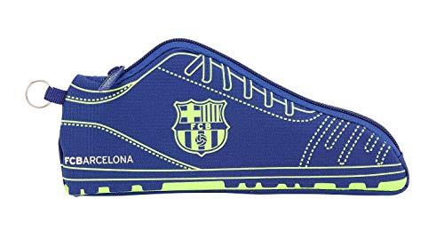 FCB FC Barcelona Estuche, Niños, Azul, 24 cm
