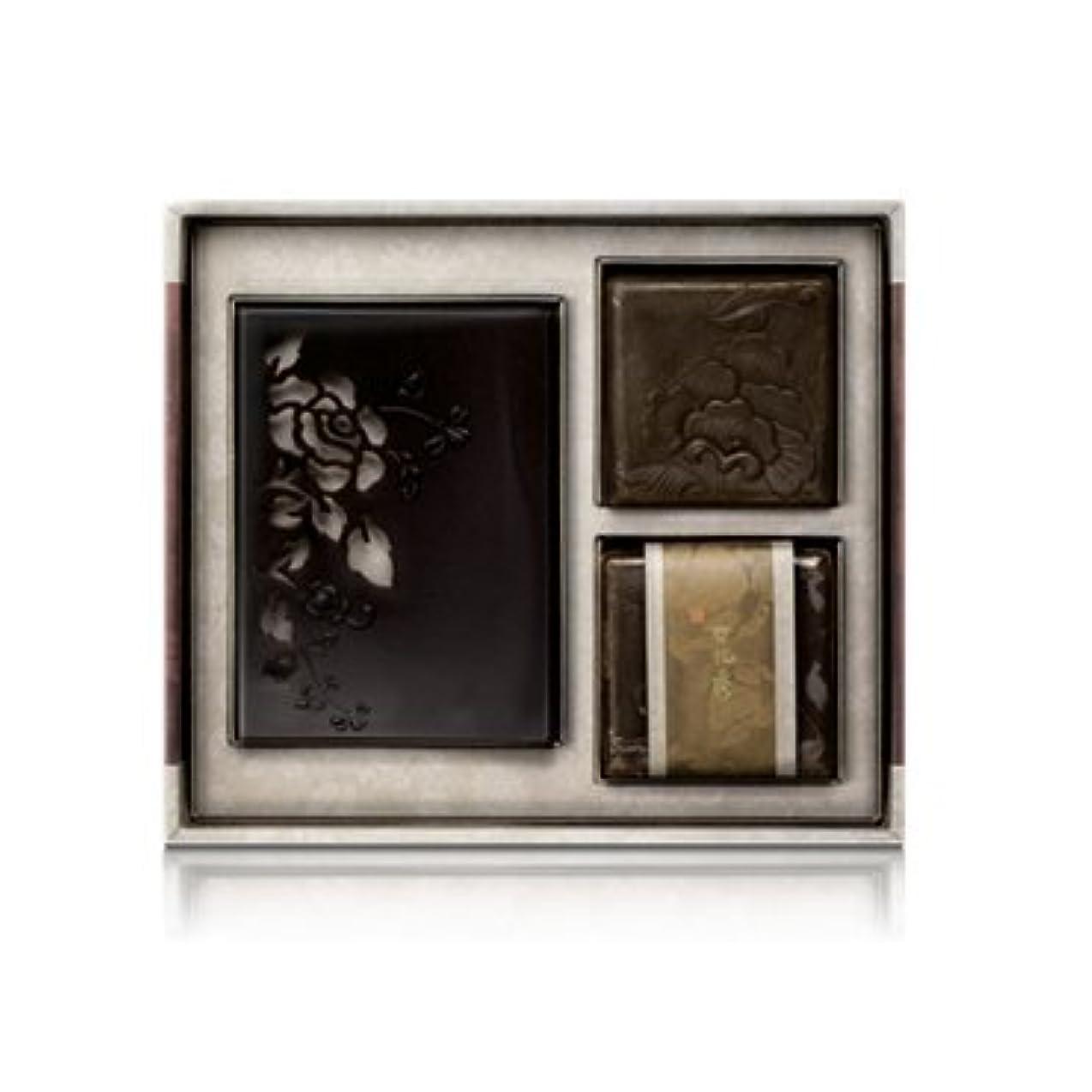 せっかち禁じる排泄するソラス [雪花秀] 宮中石鹸 (100g * 2個+ケース) 1748