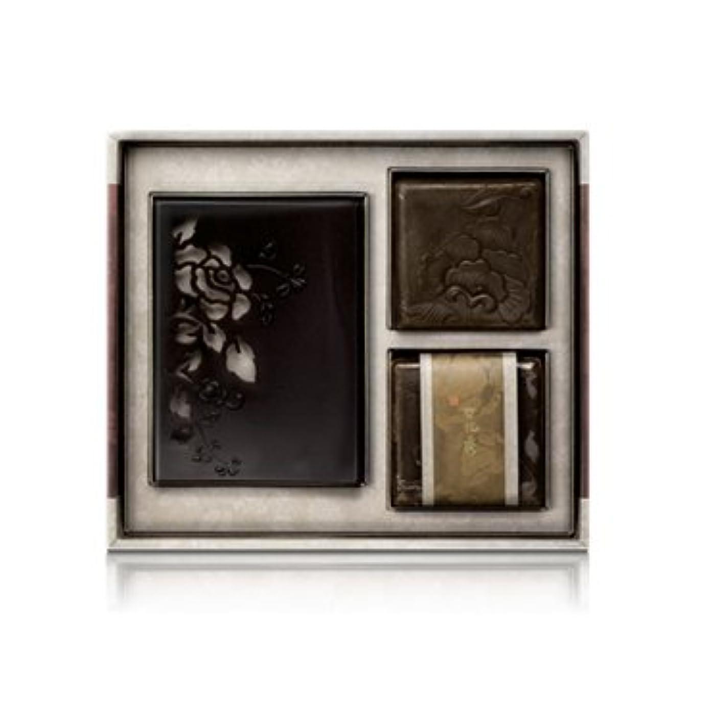 瞬時に多様性なすソラス [雪花秀] 宮中石鹸 (100g * 2個+ケース) 1748