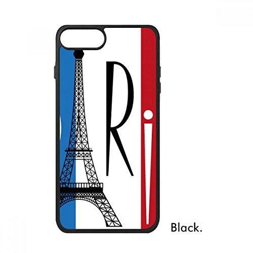 Bestchong Nationale Vlag Frankrijk Eiffeltoren Parijs Voor iPhone SE 2 nieuw voor Apple 78 Case Cover